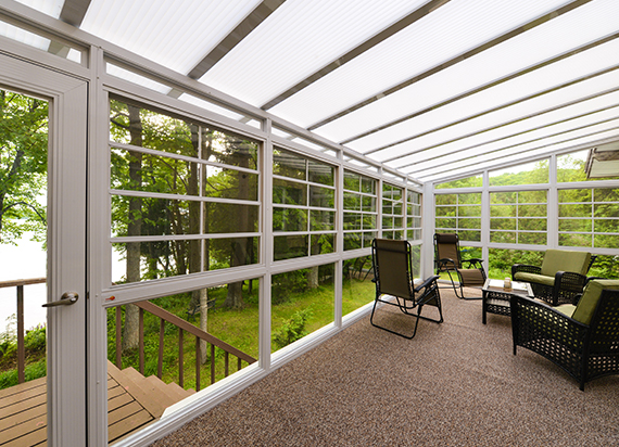 Model 200 WeatherMaster Sunroom
