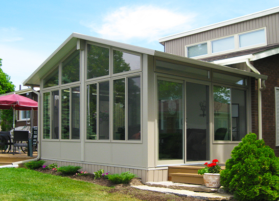Model 300 3 Season Sunroom