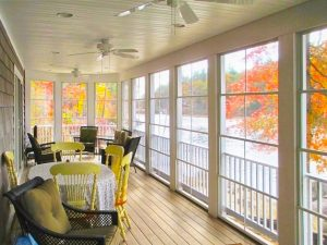 WeatherMaster Porch Autumn